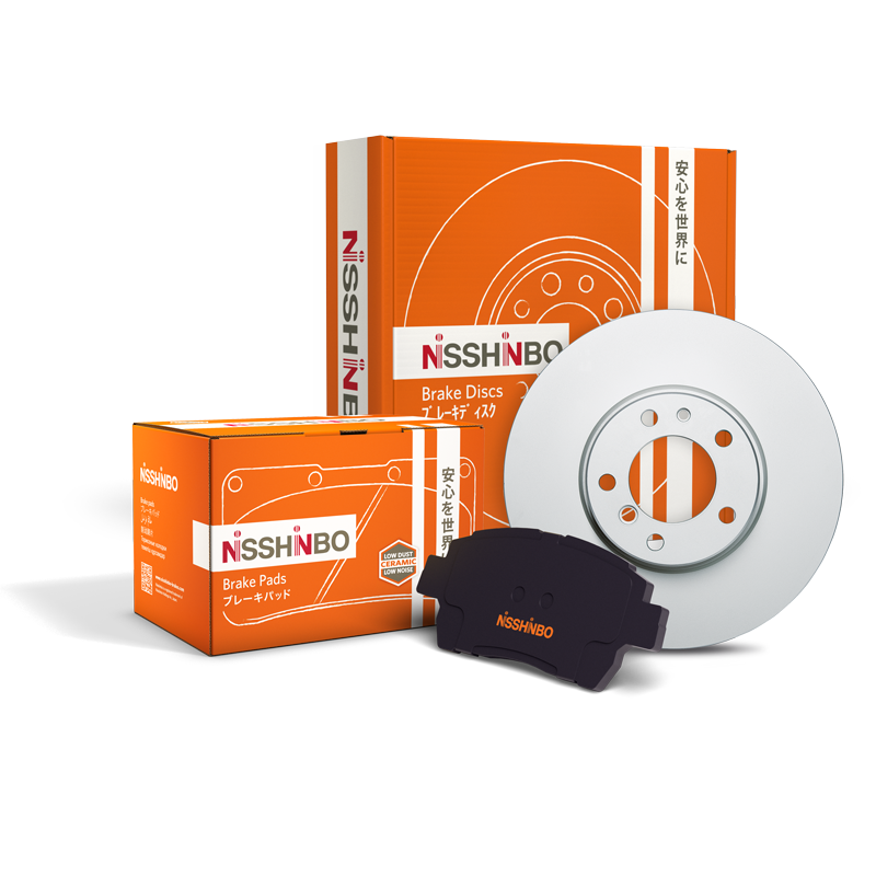 Nisshinbo Brakes – OE competence for Asian vehicles.